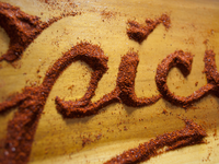 Spicy detail