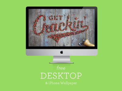 Get crackin desktop   iphone wallpaper