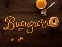 Italian Caramel Food Type