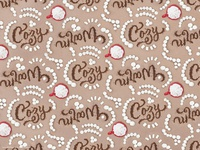 Cozy & Warm Pattern Play