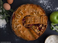 Shut Your Pie Hole Food Type