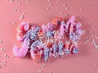 ASMR Valentine's Floam Party