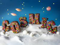 Food Type Cosmic Brownies