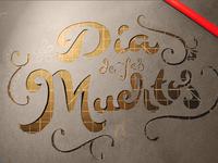 Dias De Los Muertos (progress 3)