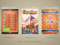Puzzle Game Ui Design - najil