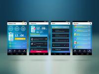 Battery App Ui Design - najil