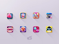 Game App Icon Design - najil