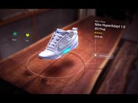 Nike AR App Design - najil