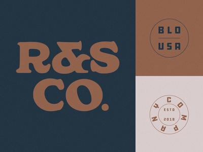 R&S Brand Elements