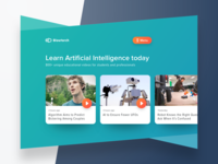 Blowtorch AI education platform