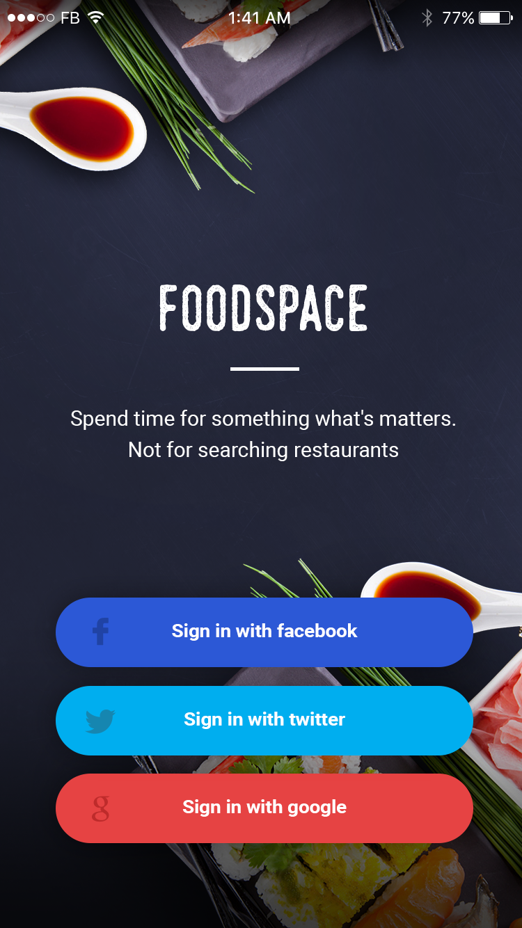 Foodspace  7