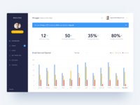 MailTag dashboard