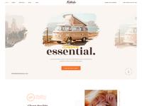 Vintage Retrolie - Vintage Retro Multipurpose WordPress Theme
