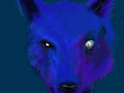 Red rising wolf