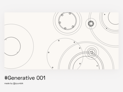 Generative 001