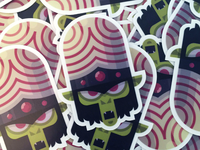 Mojo Stickers
