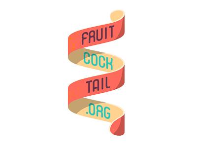 Fruitcocktail 03 typography maurice van der bij