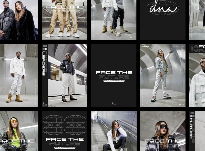 DNA FW19 - Face the future