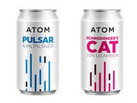 Atom Can Packaging Concepts