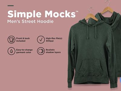 Men's Street Hoodie Mockup streetwear mockup mens mock fall mockup long sleeve mockup simple mock mens mockup mockup streetwear hoodie mockup street hoodie mens hoodie