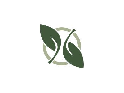 The School District 96 Logo school district logo leaf nature green 96
