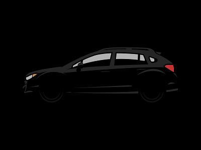 The 2012 Subaru Impreza car subaru impreza hatchback