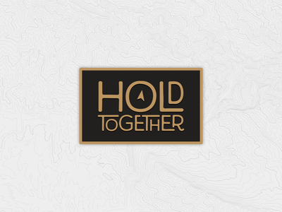 The Sticker hold together sticker