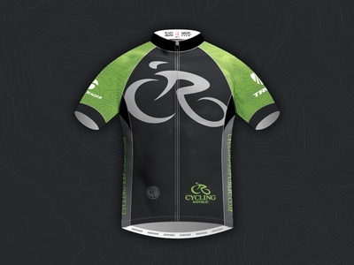 The Cycling Republic Race Jersey