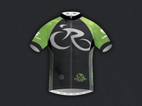 The Cycling Republic Race Jersey