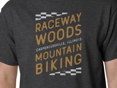 The Raceway Woods Shirt