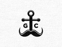 Moustache & Anchor