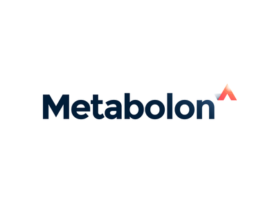 Metabolon - Logo typography vector logo design branding