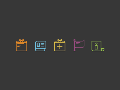 Evernote Announcements evernote icons announcements
