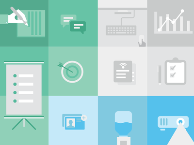 Evernote Business Illustrations evernote business illustrations vector