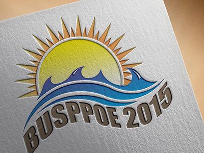 Busppoe 2015 Logo logo design