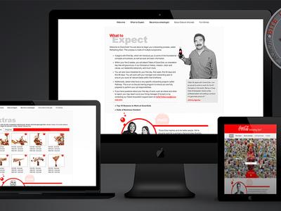 Coke New Hire Project javascript css html