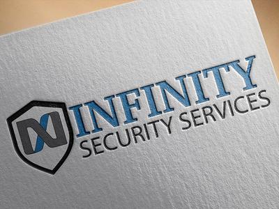 Infinity Security design graphic