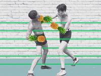 Pineapple Boxers