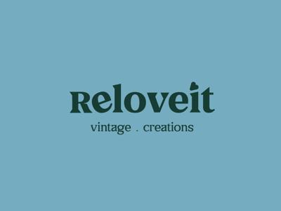 — ReLoveit Logo & Brand Identity