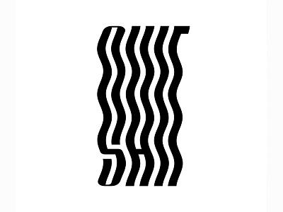 Shiiiiiiit lettering vector illustration type typography