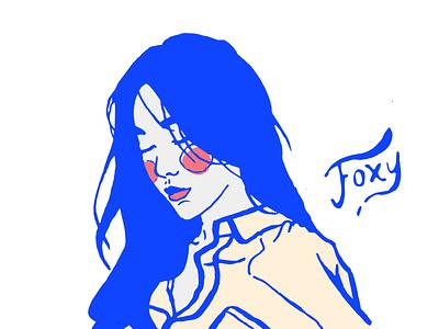 Illustration exploration profile marker ink design lettering sketches vector illustration