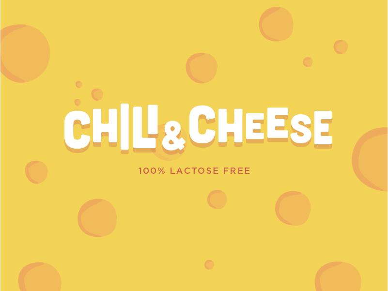Chili And Cheese Logo1 illustration branding logo chili cheese