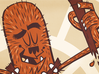 Han & Friends: Chewbacca