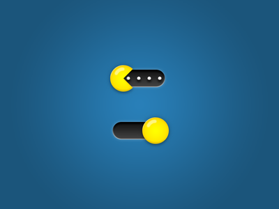 Switch switch pac-man pac man ui icon waka waka