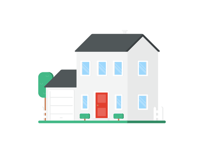 House Illustration illustration home house