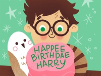 Happee Birthdae Harry!
