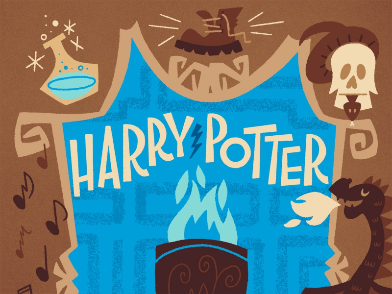 Harry Potter And The Goblet Of Fire By Joel And Ashley Selby