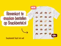 Snackbestel merchandise (just for fun)