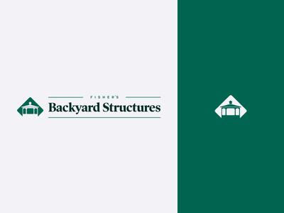 Fisher's Backyard Structure - Logo