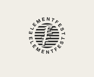 Elementfest - Local Music Festival logo